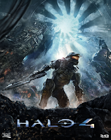Halo 4 Cover Box art