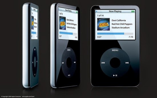 Apple iPod classic, 160GB, 7th Generation, MP3 MP4 Player