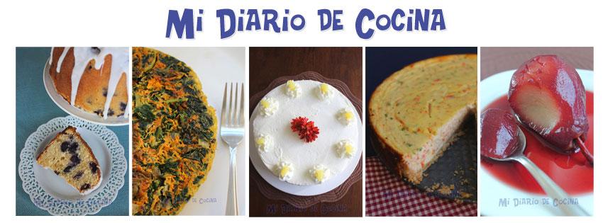 Mi Diario de Cocina