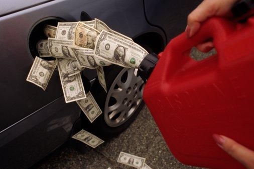 2 litros de la gasolina en bastarán cuánto