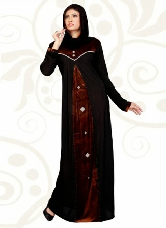 Latest Abaya Designs 2012-13