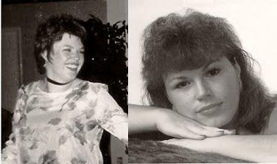 Retro Gran 1990 decade of hairstyles