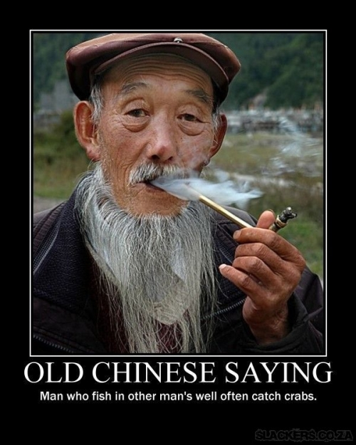 Funny Chinese Sayings And Quotes. QuotesGram
