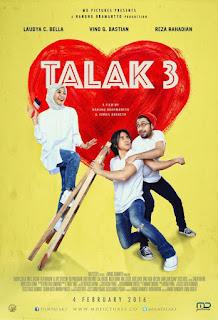 Talak Tiga ( 2016 )