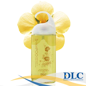 DLC White Musk Color-Protecting Shampoo For Dry & Fragile Hair