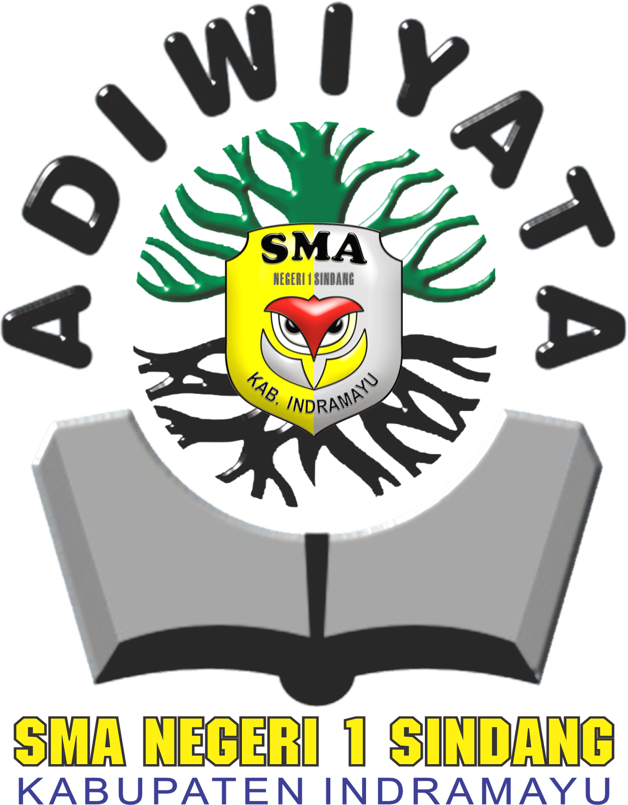 Logo Adiwiyata SASI 2014