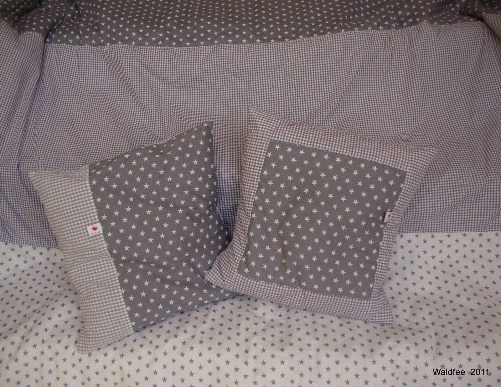 waldfee alles grau. Black Bedroom Furniture Sets. Home Design Ideas
