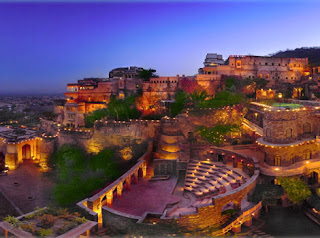 Neemrana Fort Palace, Rajasthan