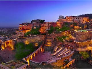 Neemrana Fort Palace, Rajasthan