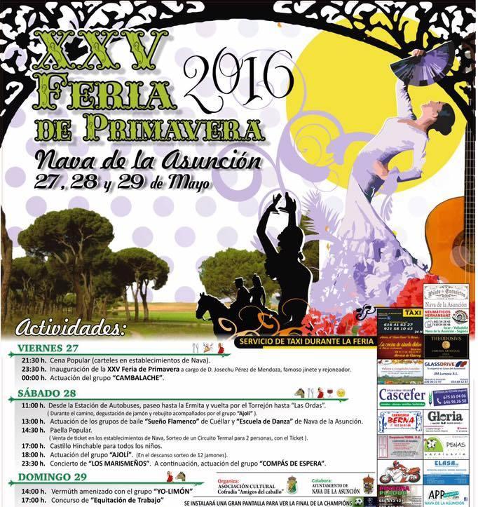 XXV Feria de Primavera
