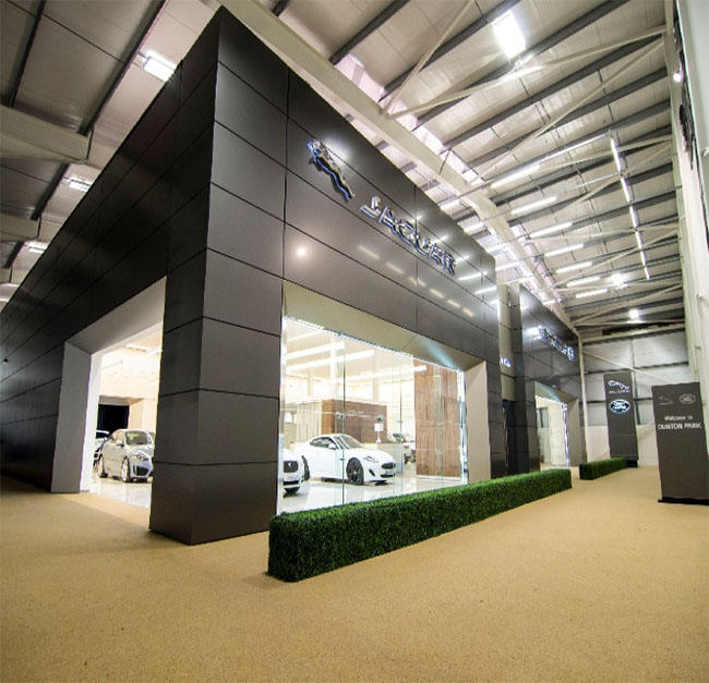 Jaguar Land Rover Dealership To Open In Milton Keynes