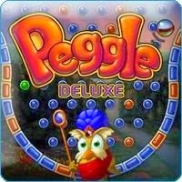 Peggle Deluxe Samll Size Included