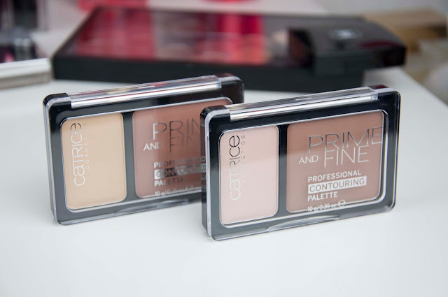 Catrice Pime and Fine Professional Contouring Palette