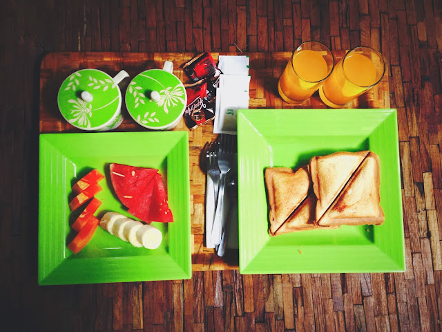 Tigalima Homestay - Breakfast (3)