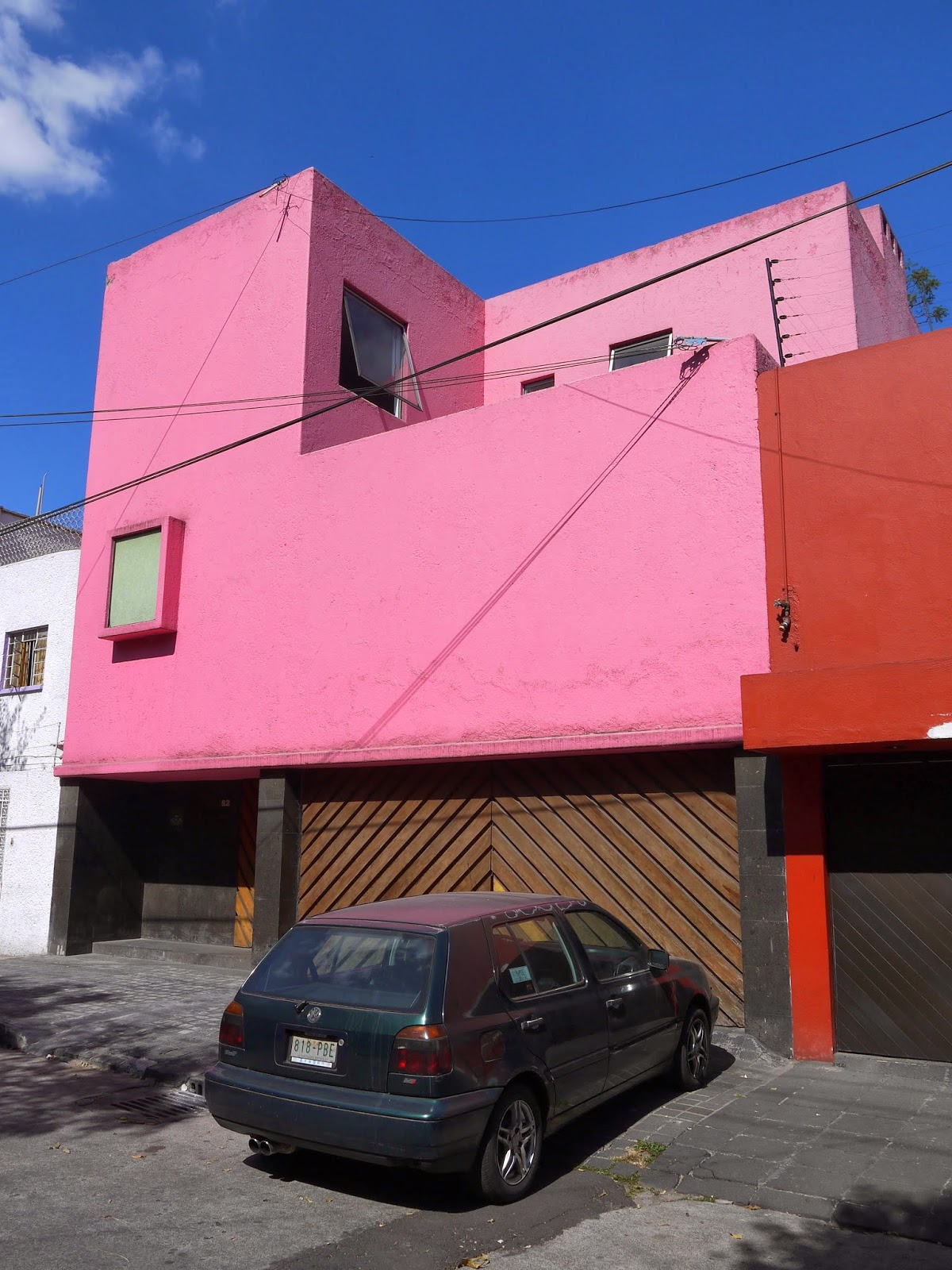 Adrian Yekkes: Casa Barragan and Casa Gilardi ...