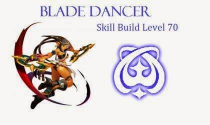 BLADE DANCER SKILL BUILD