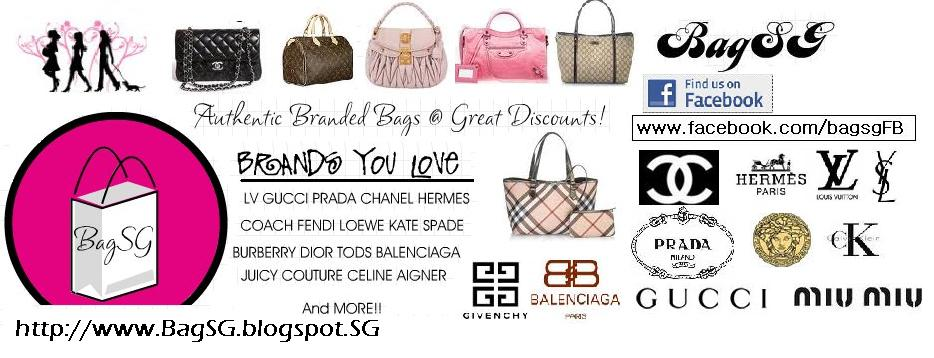 BagSG: Buy and Sell Authentic Branded stuff at BagSG