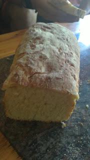 recetas de pan de molde