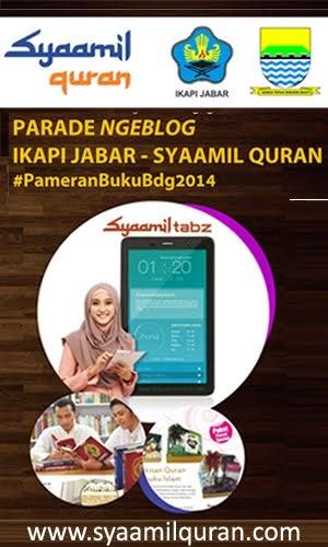 Lomba Blog Syaamiil Quran