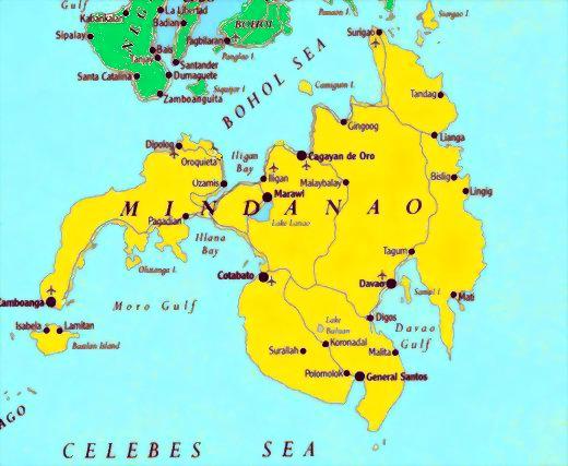 Mindanao Earthquake 4 7 Magnitude September 3 Saturday