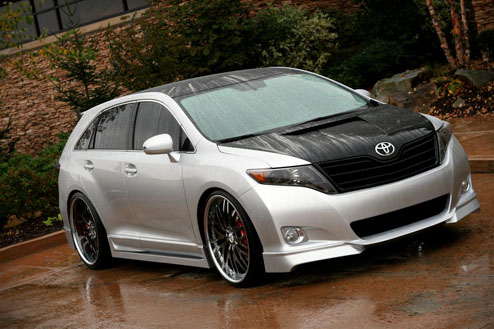 Toyota on Toyota Venza 2012   Hd Wallpaper Cars