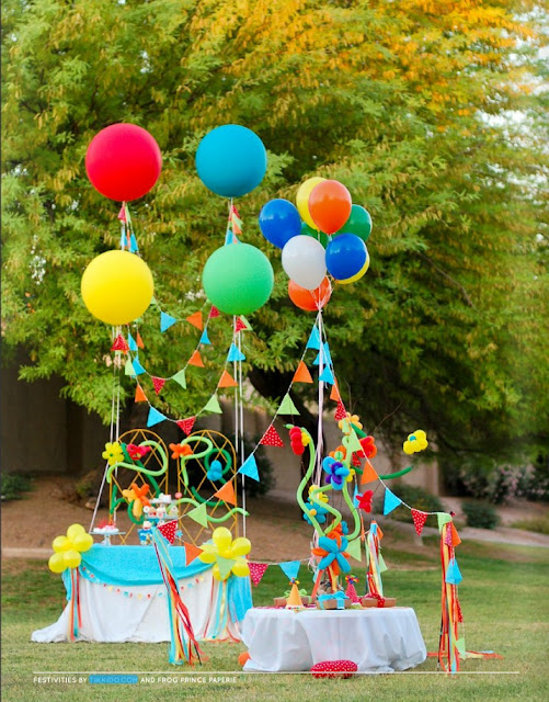 Balloon Party Ideas | Party Favors Ideas