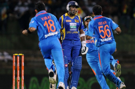 India vs Sri lanka T20 2012