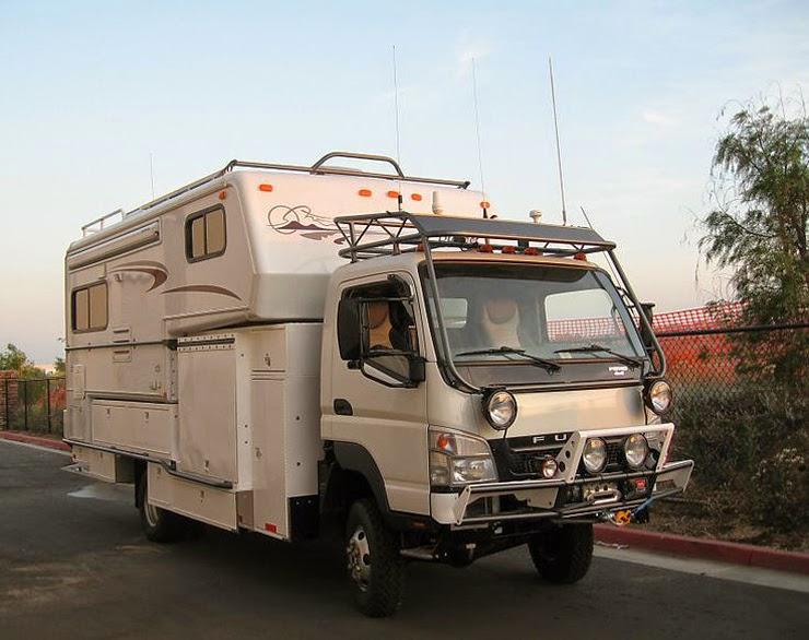 modif truk canter
