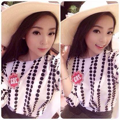 Ảnh đời thường Tân hoa hậu 2014 Nguyễn Cao Kỳ Duyên