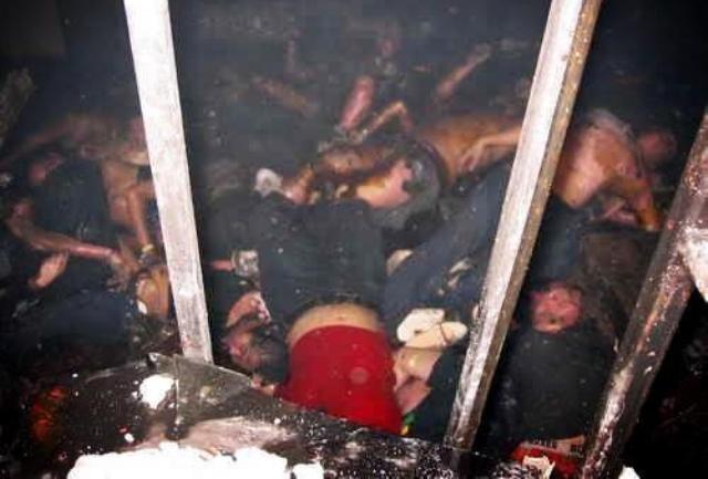 Boate Kiss 2 - Tragédia da Boate Kiss em Santa Maria - Mensagem de Consolo