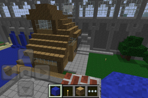 Minecraft – Pocket Edition Lite  Adventure Games iphone applications