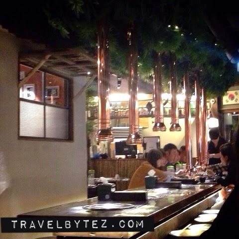 Haha's Hongdae Restaurant 401