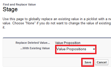 Infallible Techie: How to reactivate my inactive picklist values in