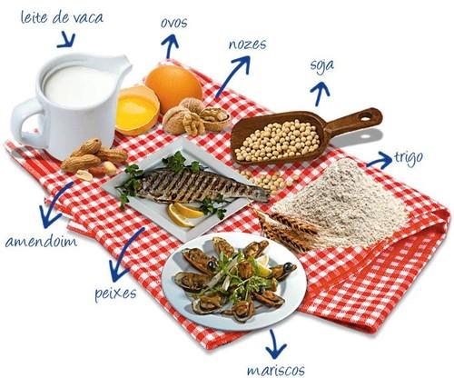 Alergia alimentar atinge 8 de cada 100 crianças e pode causar a morte