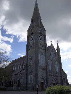 photo of a gothic-style cathedral