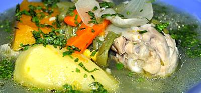 recetas de cocina cazuela de ave