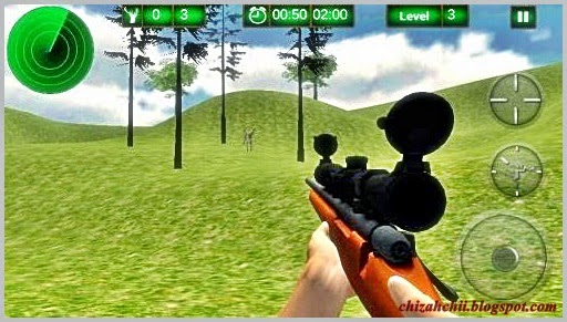 Stag Hunting 3D