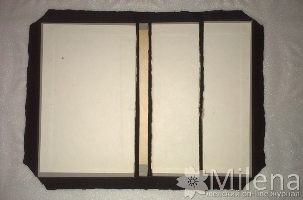 Старая книга пригодится, чтобы сделать чехол для планшета