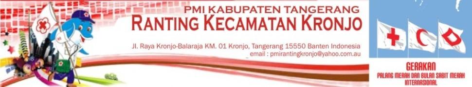 PMI Ranting Kronjo Kab. Tangerang