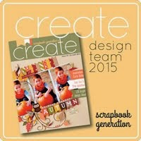 Scrapbook Generation 2015 Design Team Member