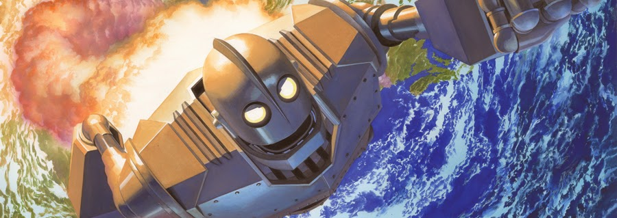 The Iron Giant by Alex Ross & Details on MondoCon