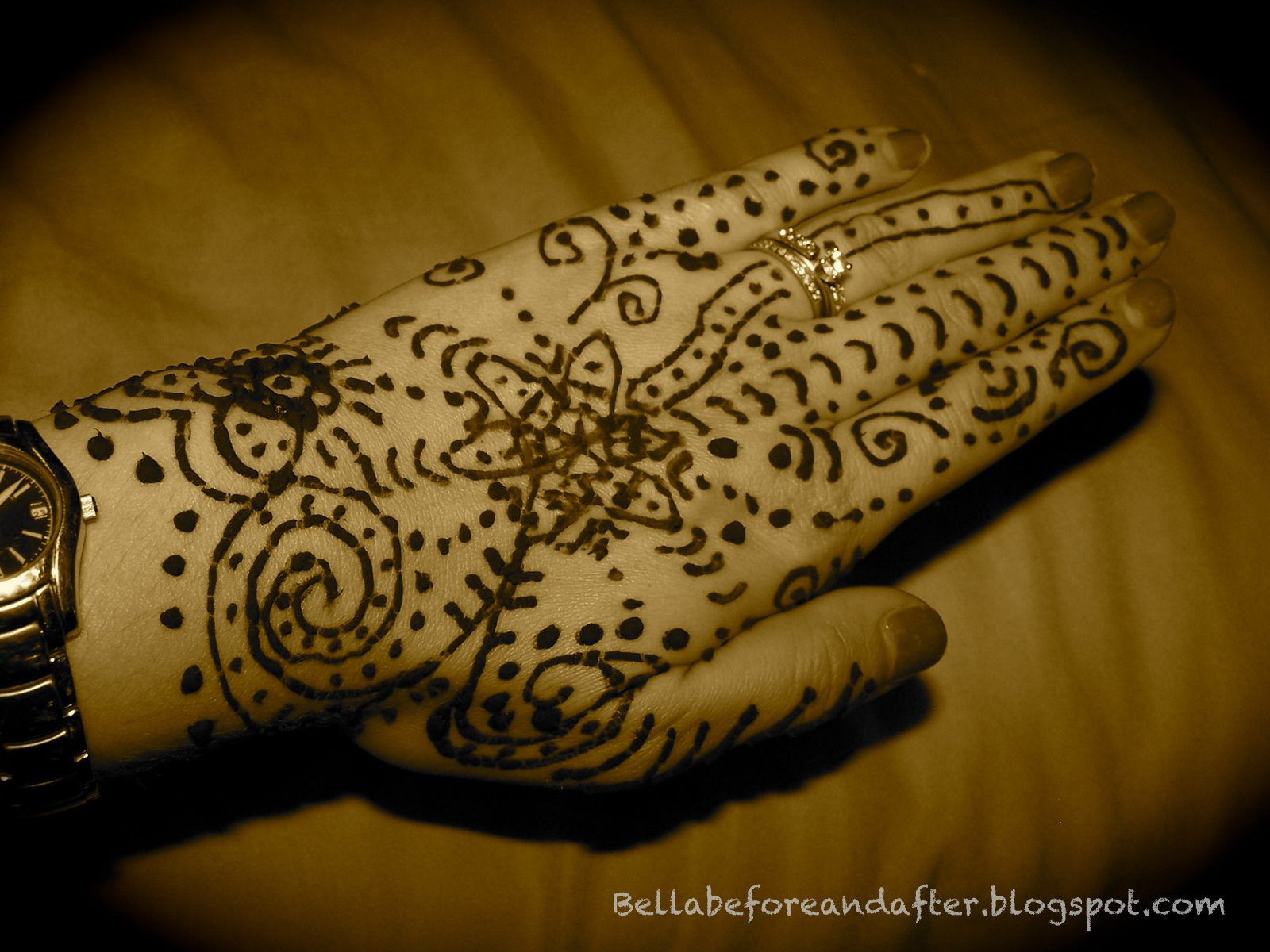 Bella Before And After More Mehndi Henna Designs Fun With The