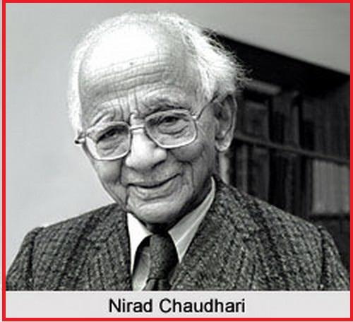 nirad c chaudhuri essays