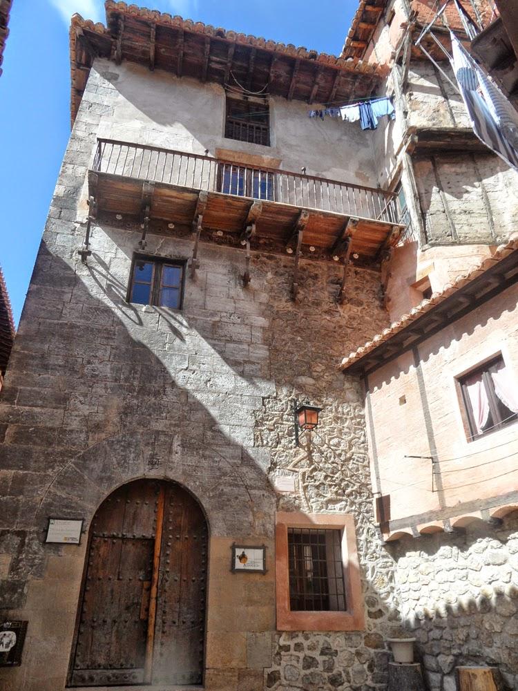 Turoliense albarrac n 1 - Apartamentos en albarracin ...