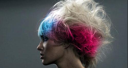Как изменить цвет волос в Photoshop CS5