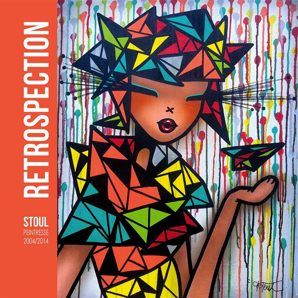 ▲ LIVRE STOUL RETROSPECTION
