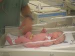 Samuel nasceu dia 10/ 02/ 2012 às 23 hs de Parto natural hospitalar