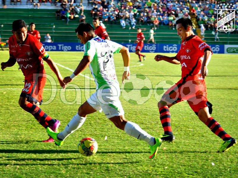 Oriente Petrolero - Rodrigo Vargas - Oriente Petrolero vs Wilstermann - DaleOoo.com web del Club Oriente Petrolero