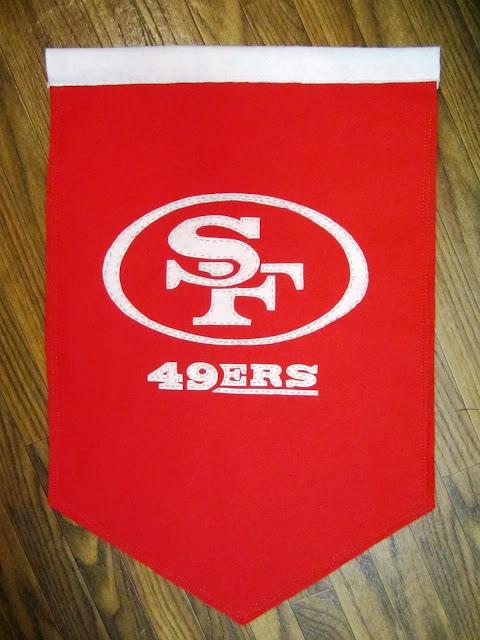 San Francisco 49ers Banner