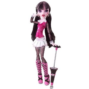 mom of 2 dancers reviews monster high draculaura dolls